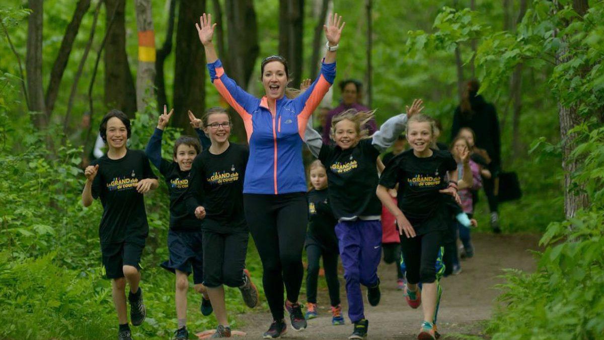 De la course pour les «lapins» de 5 à 15 ans | 1 avril 2019 | Article par Véronique Demers