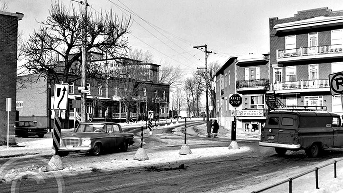 Limoilou dans les années 1960 (108) : avant l'expansion de l'hôpital Saint-François d'Assise | 14 avril 2019 | Article par Jean Cazes