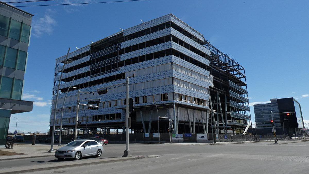 Immeuble CNESST