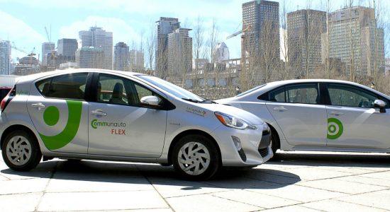 La flotte de Communauto augmente de près de 15 % à Québec - Véronique Demers
