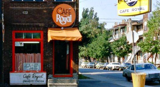 Limoilou dans les années 1970 (39) : le Café Royal - Jean Cazes