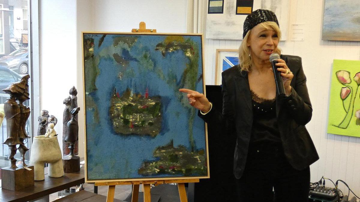 Chez Alfred-Pellan : l'artiste pluridisciplinaire Martine St-Clair à l'affiche | 4 mai 2019 | Article par Jean Cazes