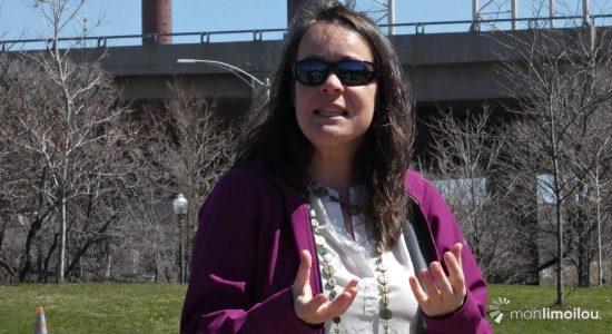 Véronique Lalande, Initiative citoyenne de vigilance du Port de Québec