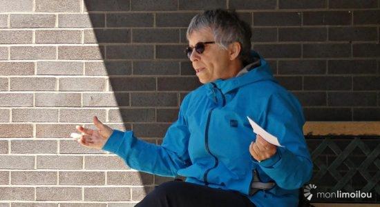 Monique Lapointe, Action citoyenne pour un quartier à l'échelle humaine
