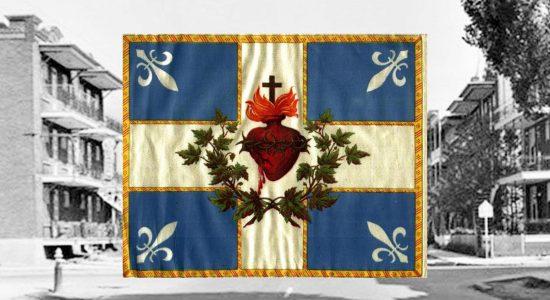 Ce drôle de drapeau - André Lévesque