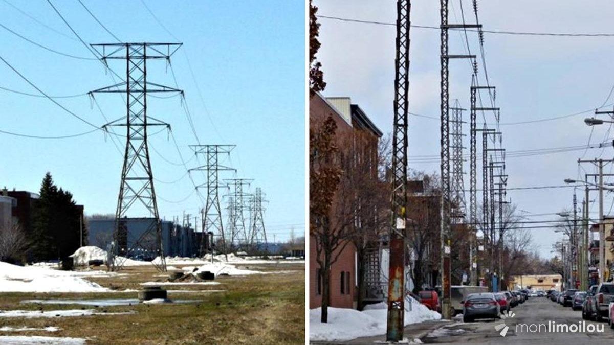 Dix ans de grands chantiers (7) : la disparition des structures aériennes d'Hydro-Québec | 19 mai 2019 | Article par Jean Cazes