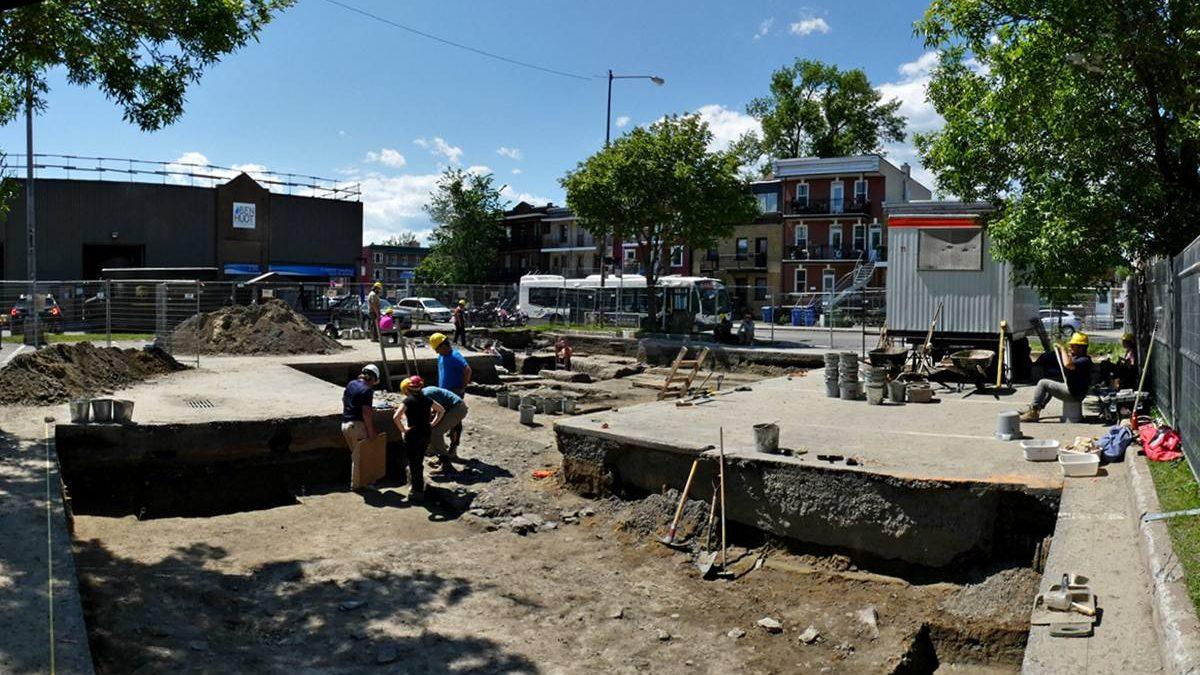 Archéologie : retour sur l'édition 2019 des fouilles au site Anderson | 3 juillet 2019 | Article par Jean Cazes