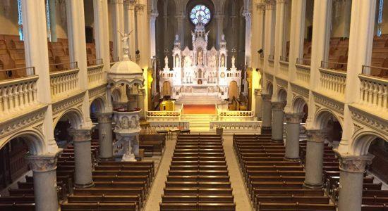 Église Saint-Charles : hommage aux combattants disparus de la Première Guerre mondiale - Jean Cazes
