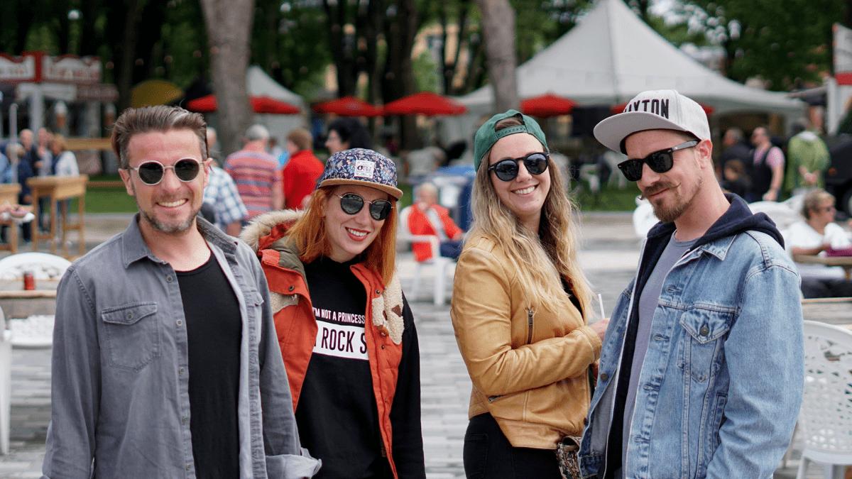 Ouverture du Grand Marché de Québec et du BBQ Fest à la place Jean-Béliveau | 15 juin 2019 | Article par Léa Fischer-Albert