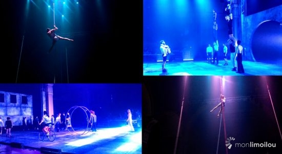 Catastrophe Ultraviolette, l'art du cirque sans catastrophe - Jason Duval