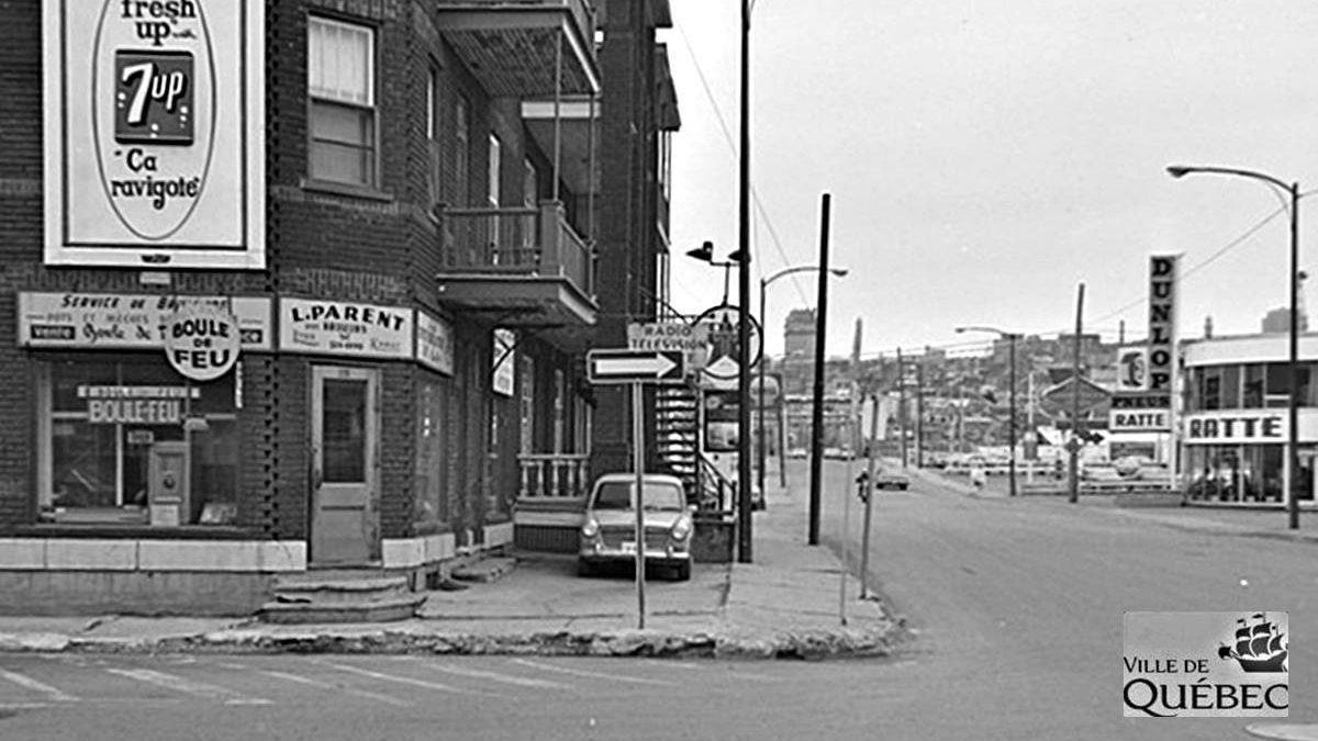 Limoilou dans les années 1960 (112) : intersection commerciale de la 2e Rue et de la 3e Avenue | 4 août 2019 | Article par Jean Cazes