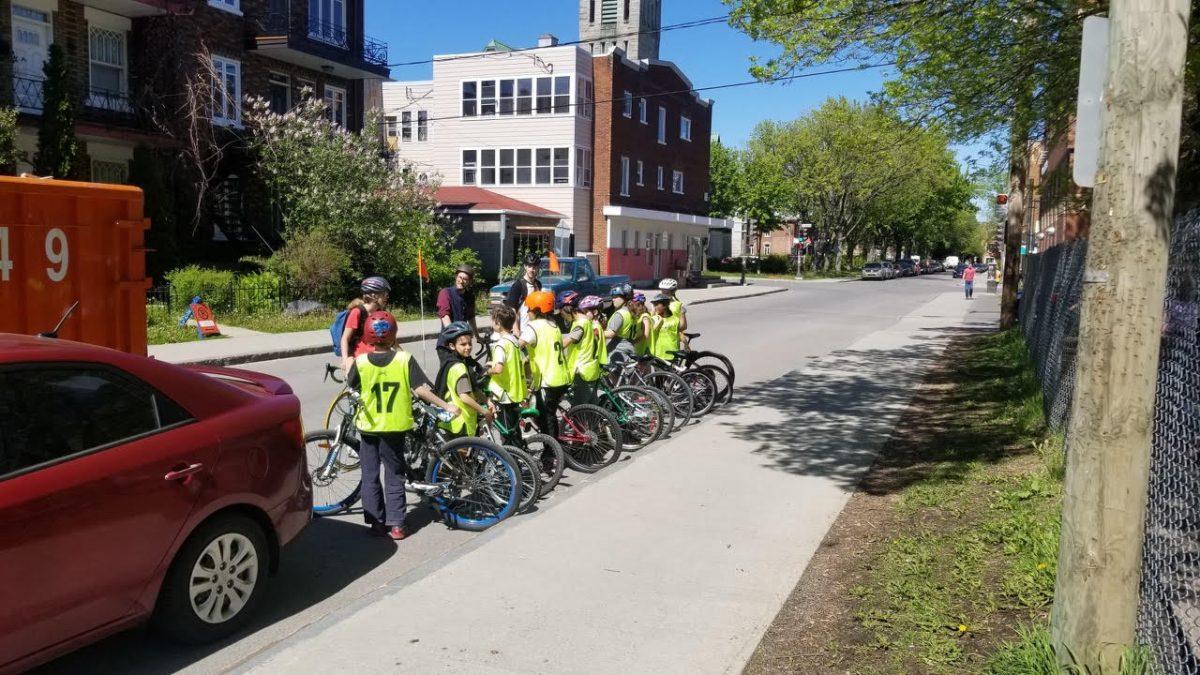 Une certification cycliste averti à Québec | 10 juillet 2019 | Article par Catherine Breton