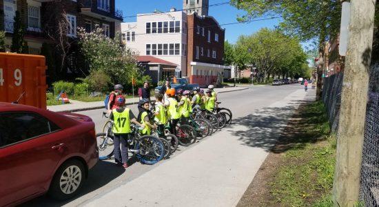 Une certification cycliste averti à Québec - Catherine Breton