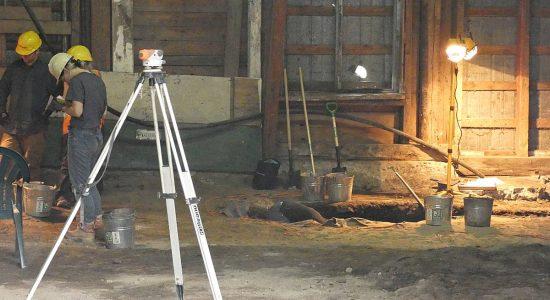 Granges du Domaine de Maizerets : après les fouilles, une nouvelle vocation communautaire - Jean Cazes