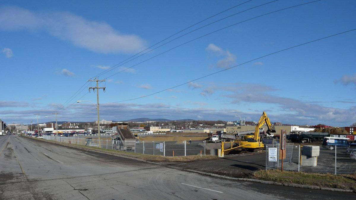 Dix ans de grands chantiers (10 et fin) : la naissance de l'écoquartier D'Estimauville | 22 septembre 2019 | Article par Jean Cazes