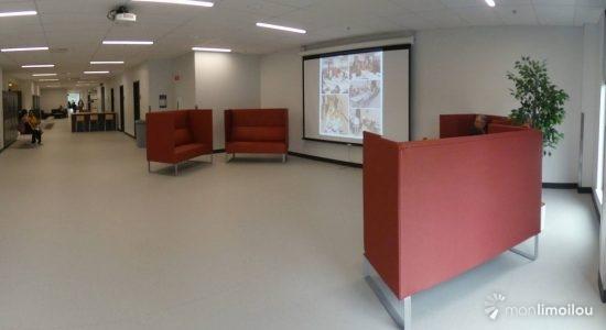 À la découverte du nouveau Centre Mgr Marcoux - Jean Cazes