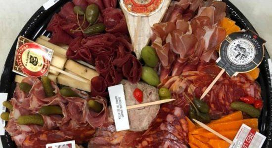 Plateaux de charcuteries et fromages | Réserve (La) – Épicerie fine