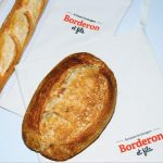 Sac à pain Borderon - Boulangerie Borderon Le Fils
