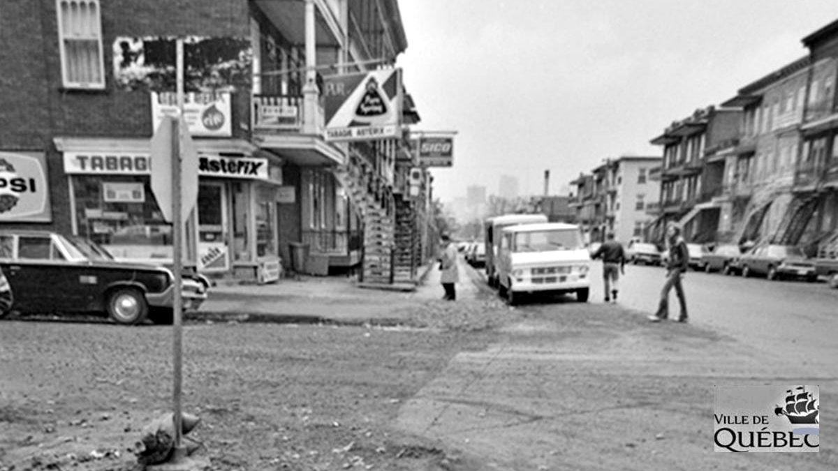 Limoilou dans les années 1970 (43) : la tabagie Astérix   13 octobre 2019   Article par Jean Cazes