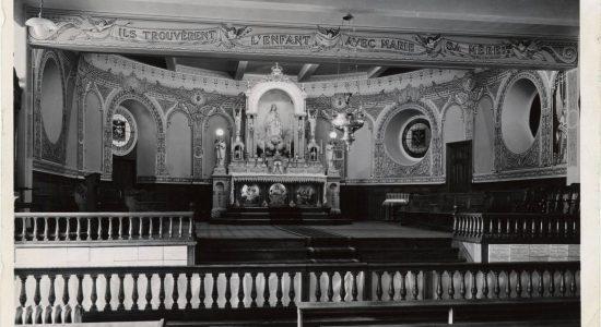 Conférence: 1919 le quartier Limoilou et son sanctuaire