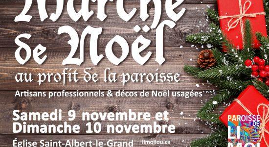 Marché de Noël de Limoilou