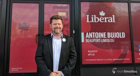 Élections fédérales 2019: rencontre avec Antoine Bujold (PLC) - Amélie Légaré