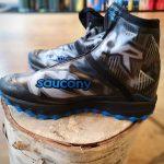 Chaussures de course à pied Razor Ice de Saucony - Demers bicyclettes et ski de fond