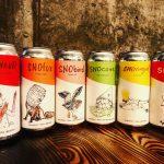 Bières à emporter chez SNO Microbrasserie - SNO Microbrasserie Nordik