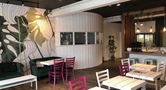 Le café Chez Stanley nourrit les sportives du Profil - Ève Cayer
