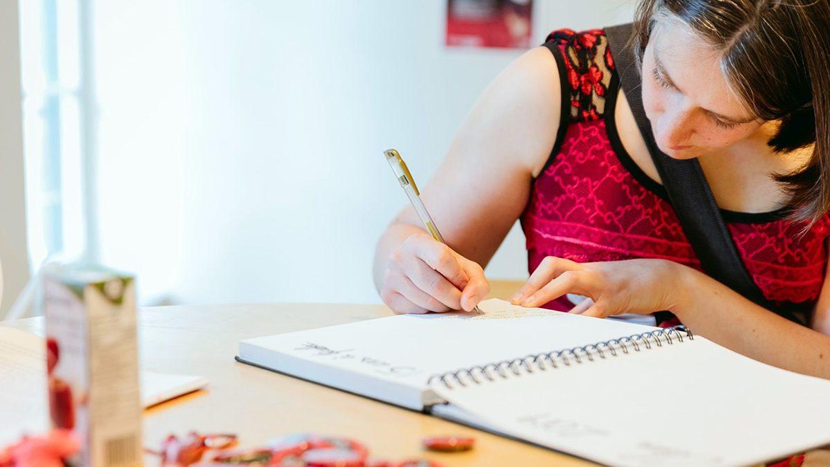 Une résidence d'écriture à Saint-Albert-le-Grand avec Émilie Rivard | 28 janvier 2020 | Article par Jason Duval
