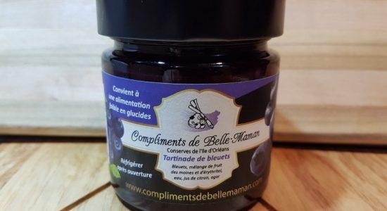 Promotion de la semaine : Les tartinades des compliments Belle Maman de l'Ile d'Orléans | Au Fruit des Moines