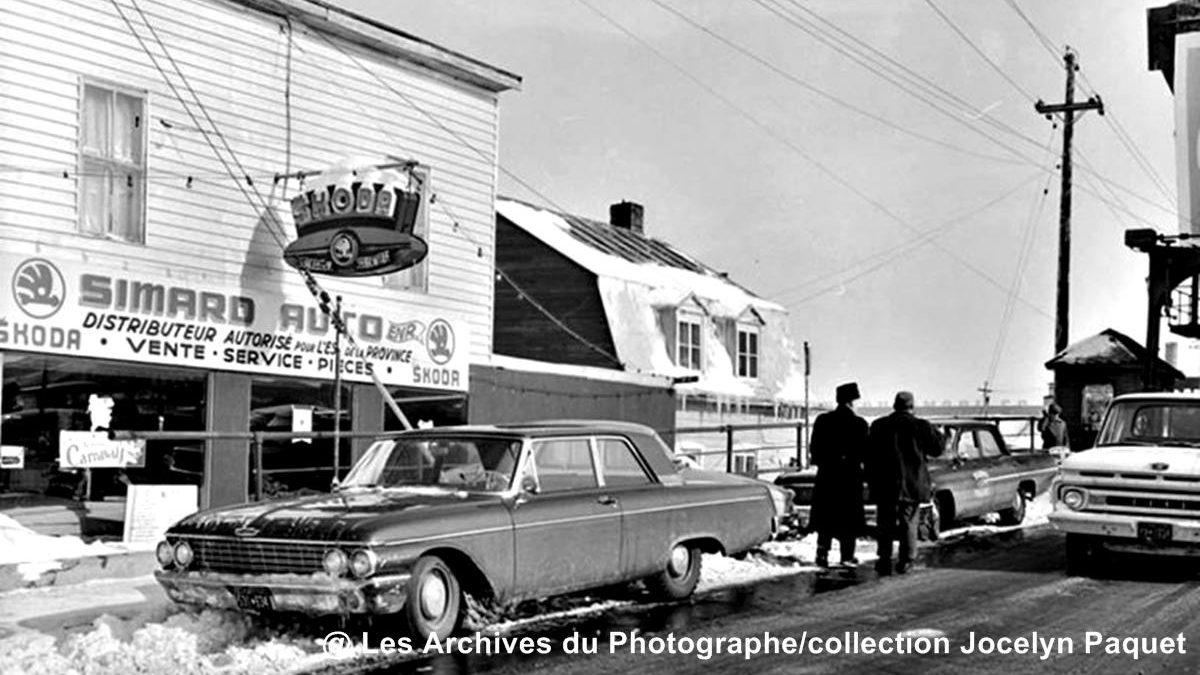 Limoilou dans les années 1960 (121) : commerce Simard Autos Parts | 16 février 2020 | Article par Jean Cazes
