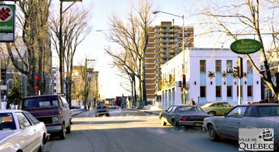 Limoilou dans les années 1970 (44) : la 1re Avenue - Jean Cazes