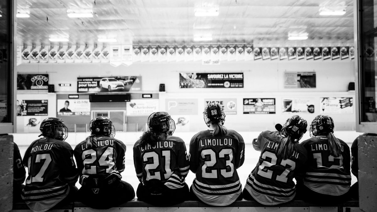 Hockey féminin au Cégep Limoilou: le défi de rester au sommet | 4 mai 2020 | Article par Christian Lemelin