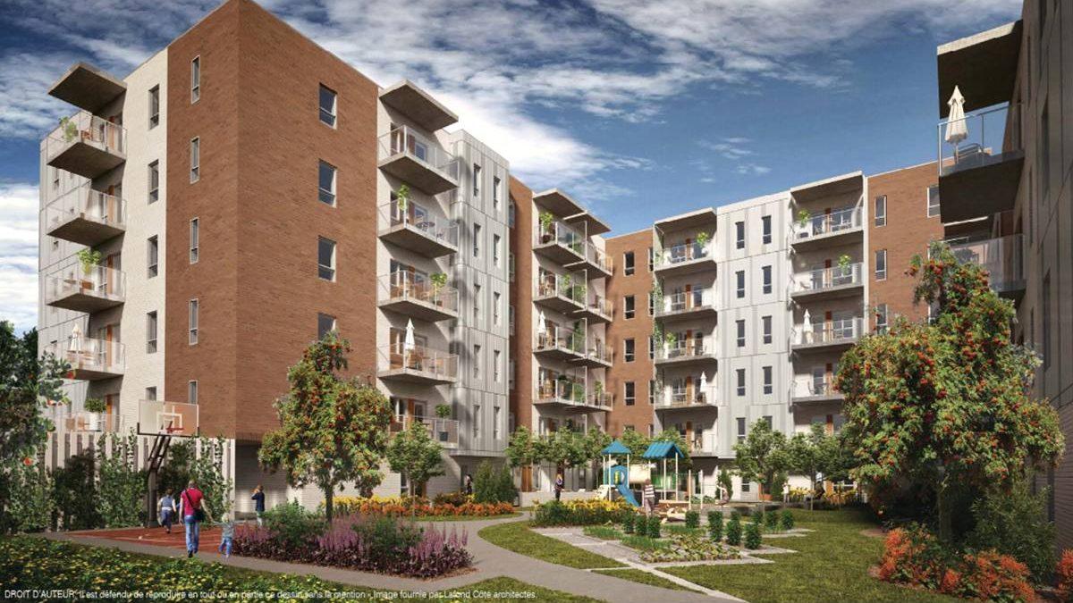 Les Habitations Marie-Clarisse bientôt en construction dans Maizerets | 17 avril 2020 | Article par Jean Cazes