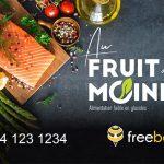 Carte de membre « MOINE » ou « FIDÈLE » - Au Fruit des Moines