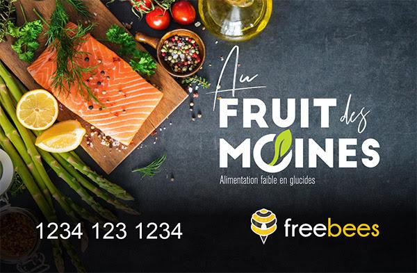 Carte de membre « MOINE » ou « FIDÈLE » | Au Fruit des Moines