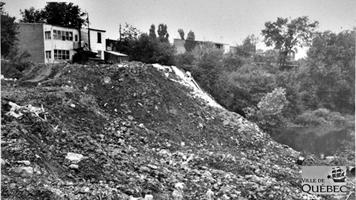 Rivière Lairet, 16 septembre 1949.