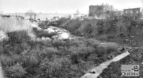 Rivière Lairet, 27 octobre 1949.