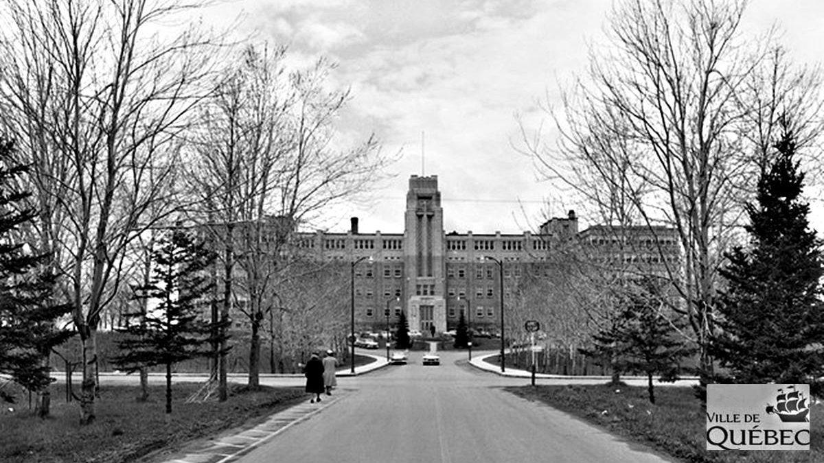 Limoilou dans les années 1960 (126) : l'hôpital de l'Enfant-Jésus | 26 avril 2020 | Article par Jean Cazes