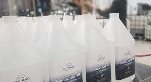 Gel désinfectant | Distillerie Stadaconé
