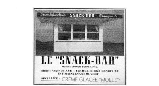 Limoilou dans les années 1960 (128) : Le Snack-Bar, l'ancêtre de Lilo - Jean Cazes