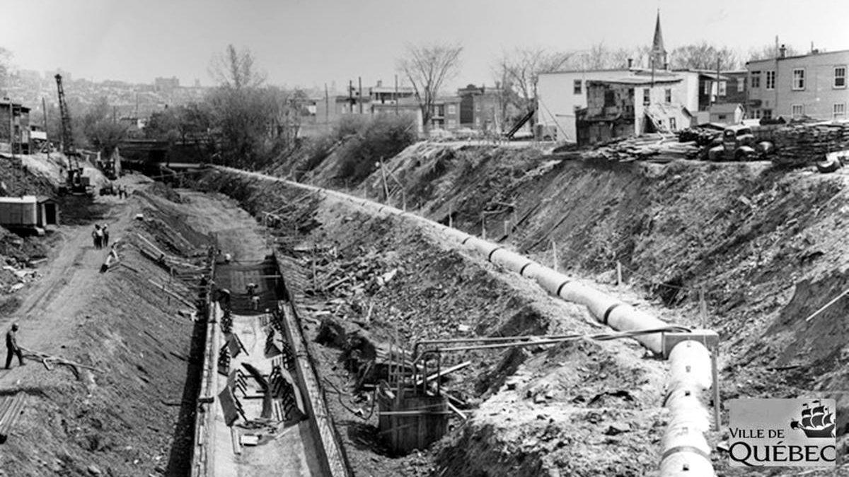 Chronique d'une rivière disparue : La canalisation de la Lairet enfin réalisée ! | 21 juin 2020 | Article par Réjean Lemoine