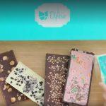 Barres de chocolat personnalisées   Diperie (La)