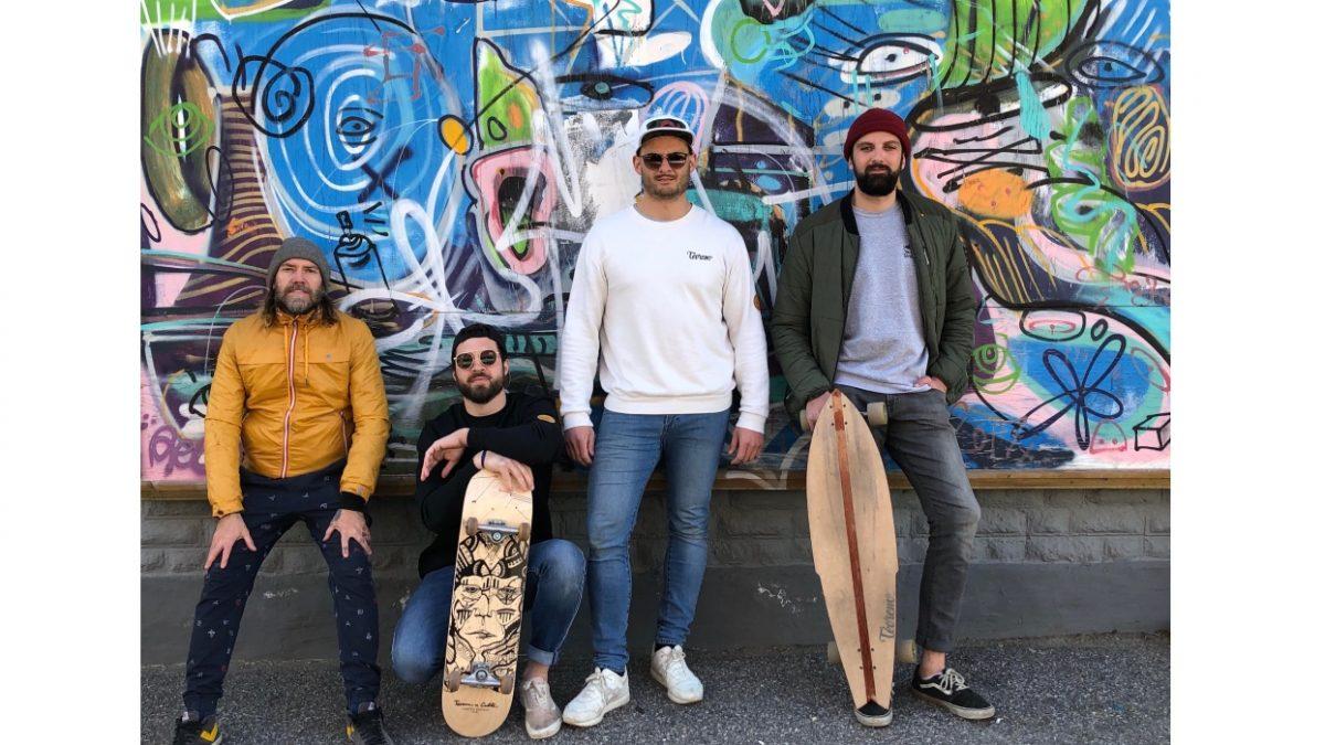 Teorem art: nouvelle marque de skateboard et lifestyle basée à Limoilou | 8 mai 2020 | Article par Amélie Légaré