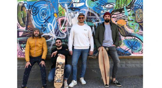 Teorem art: nouvelle marque de skateboard et lifestyle basée à Limoilou - Amélie Légaré