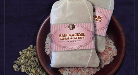 Bain magique exclusif | Charme & Sortilège