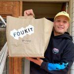 Le Foukit (en l'honneur du rappeur Fouki) - NO.900 Pizzeria Napolitaine