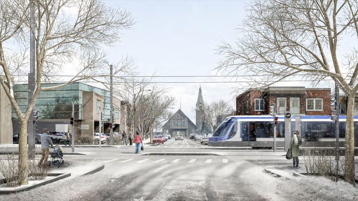 Tramway dans Limoilou: nouveaux développements sur le parcours | 11 juin 2020 | Article par Suzie Genest