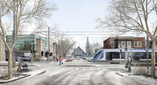Tramway dans Limoilou: nouveaux développements sur le parcours - Suzie Genest